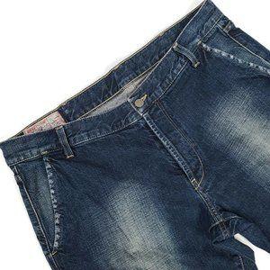 Rifle Men's Straight Leg Button Fly Jeans Size 36